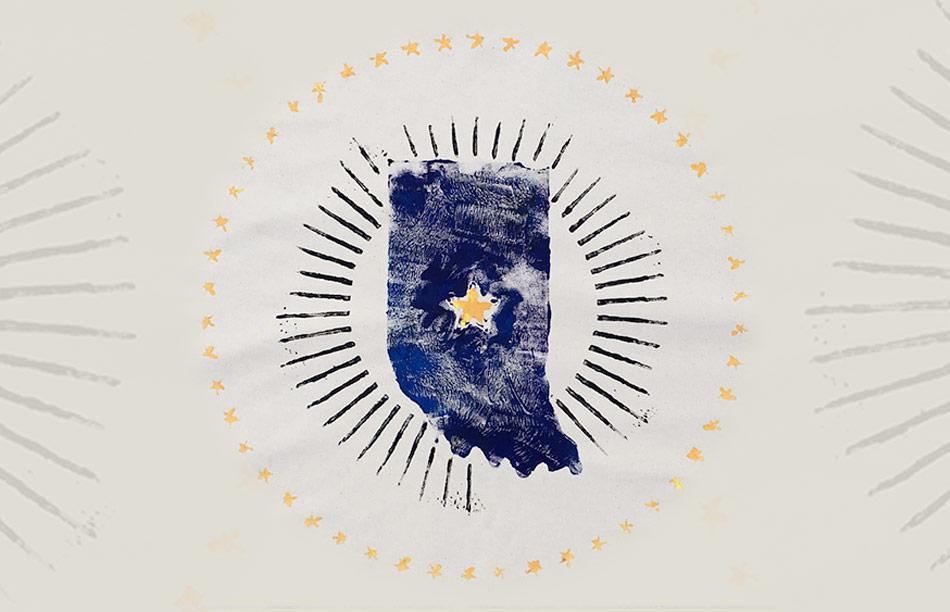 Indiana Streetprint