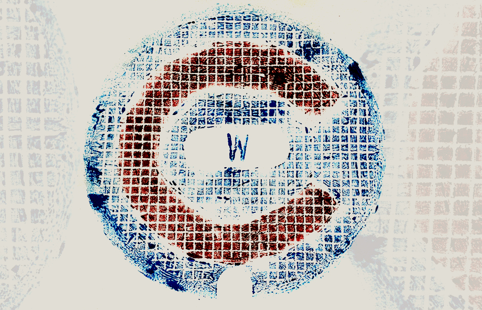 Chicago Cubs Worldseries Stormprint
