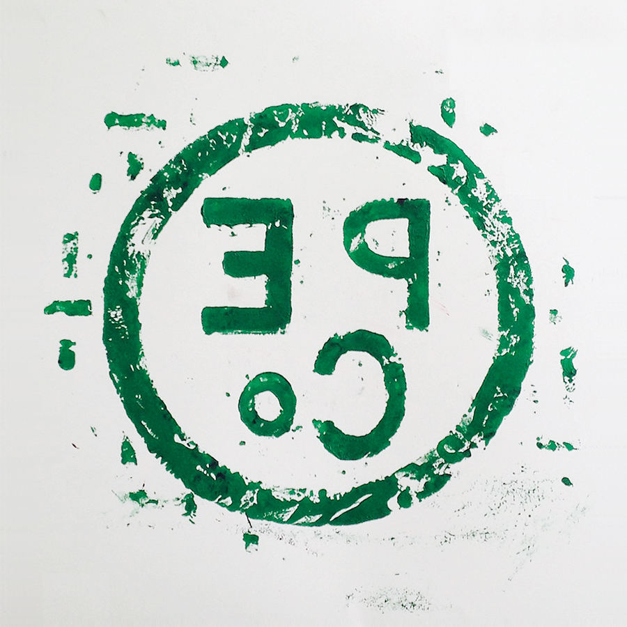 PECO Streetprint green