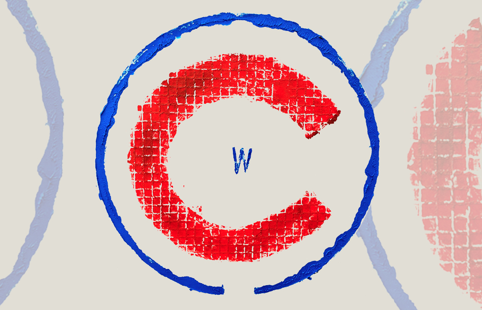 Chicago Cubs Stromprint